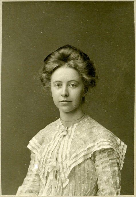 Alida »Maja« Huss 1879–1972, tabell 323.