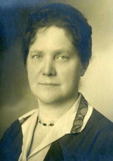 Anny Bondeson född Huss 1874–1968, tabell 290.