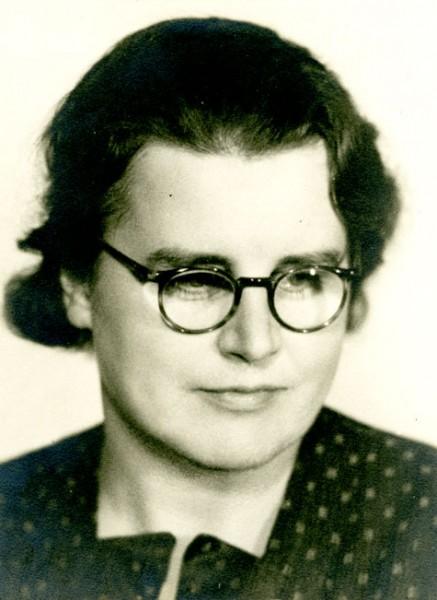 Ingrid Huss 1896–1981, tabell 456. Tandläkare.