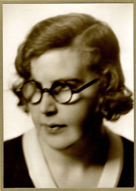Margit Huss.