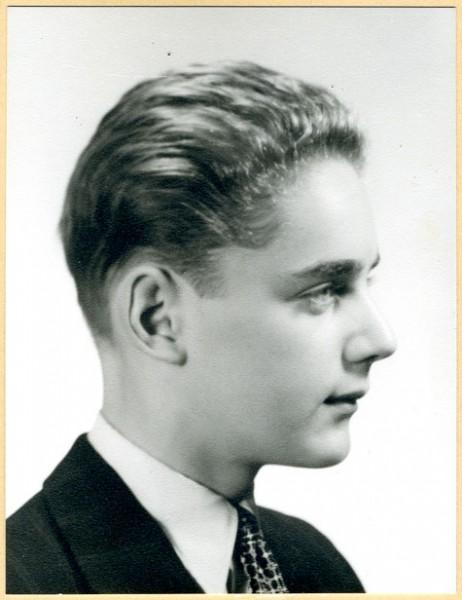 Johan Huss 1937–, tabell 481. Bilden togs 1954.