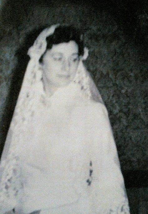 Margarita Rosa Huss; dotter till Norberto Huss.